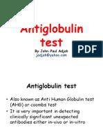 antiglobulin tes1