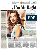 TOI Article
