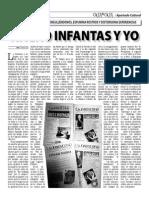 Nacho Infantas y yo (Oja x Oja 2014-08-18)