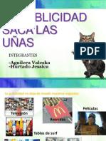Publicidad Saca Las Uñas,