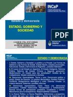 Estado, Gobierno y Sociedad (Argentina)