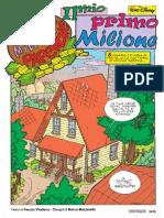 Tutti i Milioni Di Paperone - Il Mio Primo Milione [Topolino 2694]