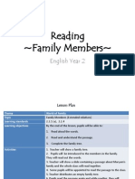 Family Members (Reading)