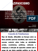 Caracteristicas Do Nazifascismo