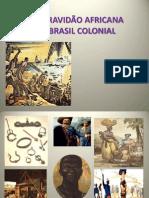 Escravidao Negra No Brasil