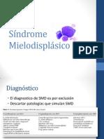 Síndrome Mielodisplasico