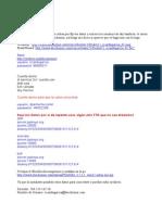 Configuracion Dreambox