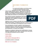 47 - CALCULO de SECCIONES Y FUSIBLES de alimentaci%F3n