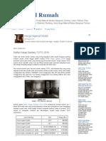 Daftar Harga Sanitary TOTO 2014 _ Material Rumah