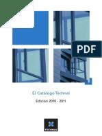 Catalogo Technal 2010 2011