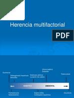 10Herencia Multifactorial