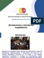 Simulacros y Simulaciones Hosp