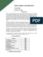 Analisis de La Obra Huasipungo