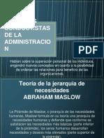 Enfoques Conductistas de La Administracion.pptx