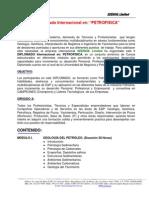 Junio Diplomado Petrofisica Contenido Full Mexico 2014 v02