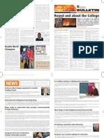 Bulletin 25 - December 2009
