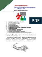 Teorías Pedagógicas.doc