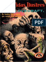 Vidas Ilustres - Lovecraft