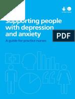 Anxietate Si Depresie - Ghid Pt Asistente