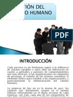 Gestion Del Talento Humano - Maestria en Administración (1)