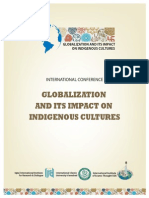Globalization and Its Impact on Indigenous Cultures