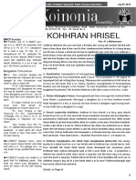 Koinonia Vol 9 Issue 1
