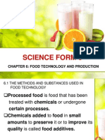 Chapter 6 Food Technology and Production