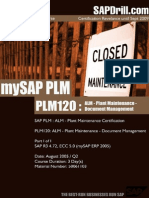 FREE PLM120 Document Management