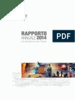Rapporto-Annuale-2014 La Situazione Del Paese
