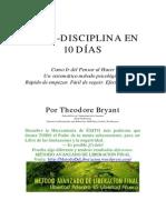 Auto Disciplina en 10 Dias Theodore Bryant 130329195702 Phpapp02