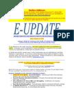E-Update - August 17, 2014