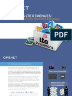 Opennet - Guide-Increasing LTE Revenues