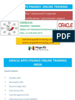 oracle apps finance online training in uk
