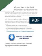 immediata soluzione per eliminare Ads by Browseri _Appe 1.2 da Windows