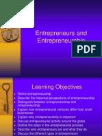 07 - Entrepreneurship I
