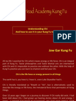 Understanding Chi - And How to Use It in Your Kung Fu Training