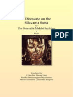 A Discourse on the Silavanta Sutta