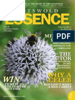 Cotswold Essence Sept-November 2014