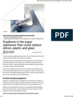 Graphene Research and Technology FAQ