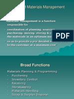 1-Integrated Materials Management