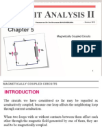 Circuit Analysis II. 5. Magnetically Coupled Circuits