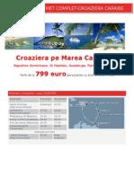 Croaziera Marea Caraibilor
