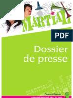 Dossier de Presse Martial Par Mail