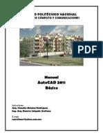 Manual de Autocad 2011 Dcyc