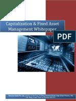 Capitalization & Fixed Asset Management Whitepaper (1)