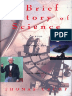 A Brief History of Science_078671039X