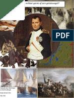 The battles of Napoleon Bonaparte (Dutch)
