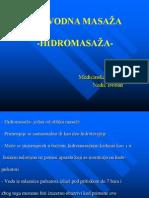 Hidromasaza