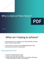 Optical Fibre Presentation