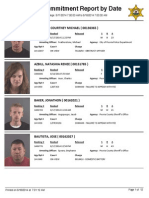 Peoria County booking sheet 08/18/14